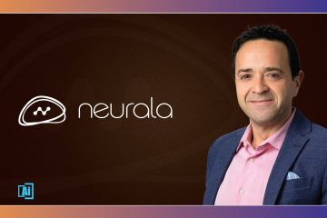 AiThority Interview Series with Dr. Massimiliano Versace, CEO and Co-Founder at Neurala