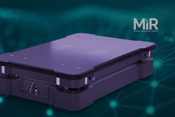 Mobile Industrial Robots (MiR) Launches MiR 1000 to Transport Heavy Loads and Pallets