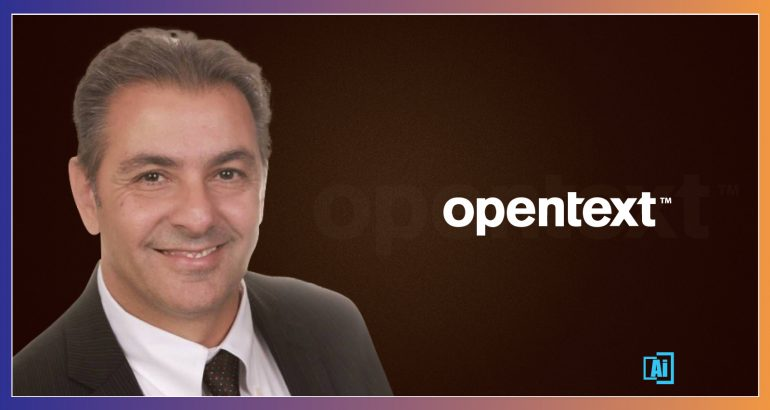 AiThority Interview Series with Muhi S. Majzoub, EVP at OpenText Engineering and Cloud Services