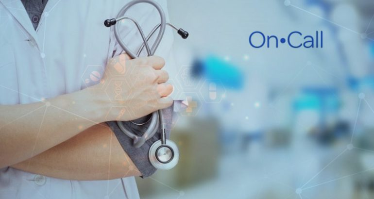 OnCall Health Raises $2 Million Cad Seed Round to Accelerate Adoption of Virtual Care in Healthcare Systems