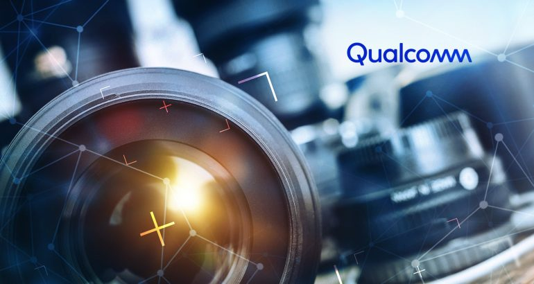 Qualcomm Expands Ecosystem to Enable Next Gen Edge AI and Machine Learning for Cameras
