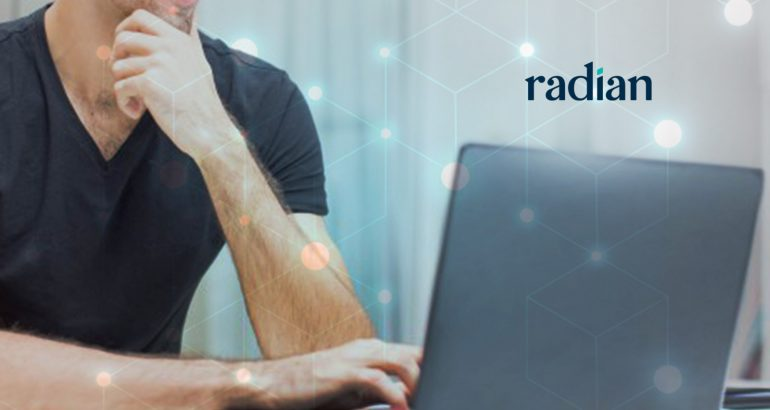 Radian Now Offers Mortgage Insurance Pricing Through Compass Analytics