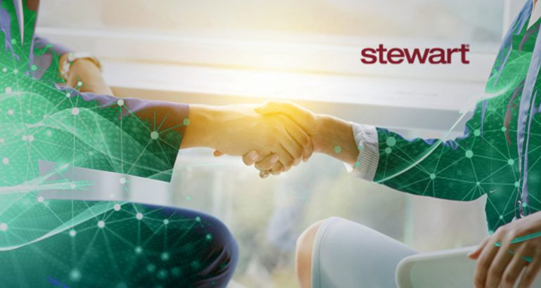 Stewart Title and ZOCCAM Announce Partnership to Provide Virtual Courier Service