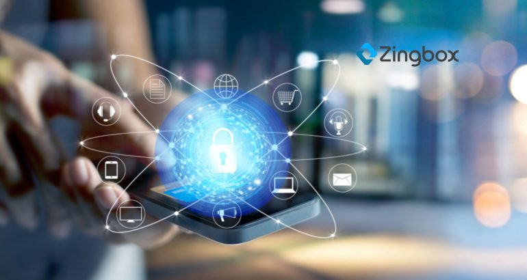 CORRECTING and REPLACING Zingbox Enhances the Security of IoT Devices as Part of Microsoft Active Protections Program