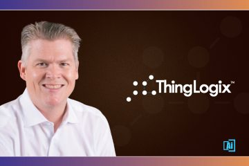 AiThority Interview Series with Eric Dirst, COO, ThingLogix