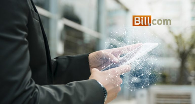 Bill.Com Launches Industry's First AI-Enabled Business Payments Platform with End-To-End Workflow Automation