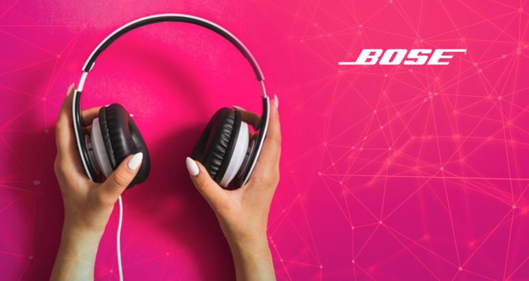 Bose Ushers in New Era of Headphones