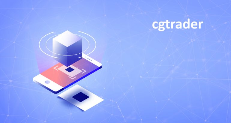 CGTrader Launches the First Complete, Easy-To-Deploy AR Solution for E-Commerce at AWE 2019