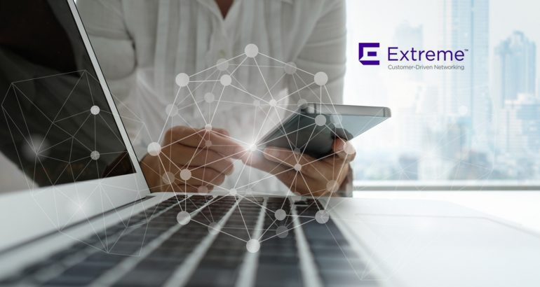 Extreme Networks Provides Update on Customer and Product Activity in Response to COVID-19