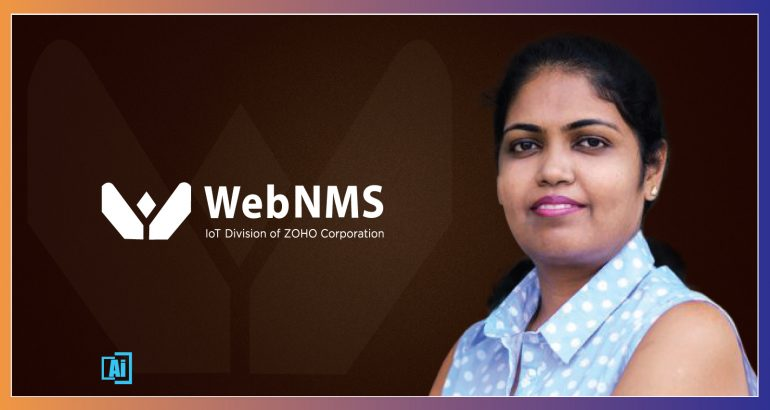 AiThority Interview With Karen Ravindranath, Director - WebNMS/ AI