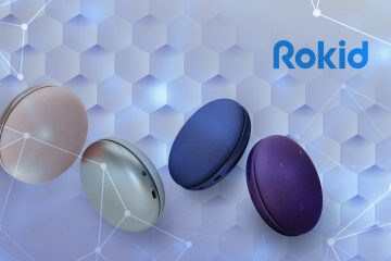 Rokid Begins Mass Production of Its Glass AI-Powered AR System