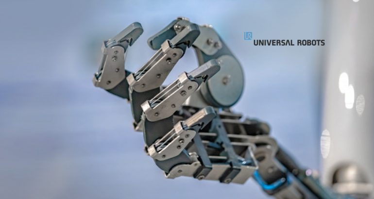ARC Specialties Selects Universal Robots as 'Golden ARM' in New AI Pipe Welding System Launching at OTC 2019