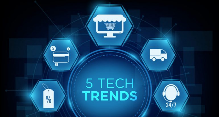 5 Tech Trends That Businesses Can't Afford To Ignore