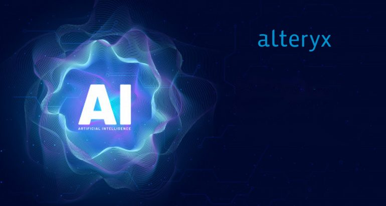 """Alteryx Invites Customers to """"Unleash Their Inner AI"""" with Assisted Modeling Beta"""