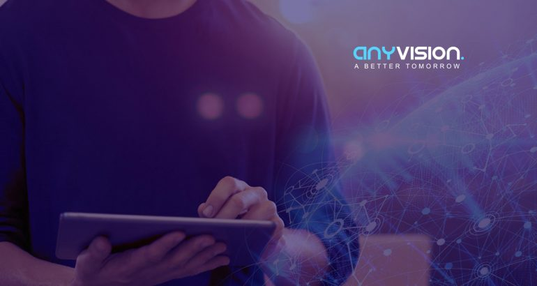 AnyVision Closes $74 Million Series a with New Participation from M12 and DFJ Growth