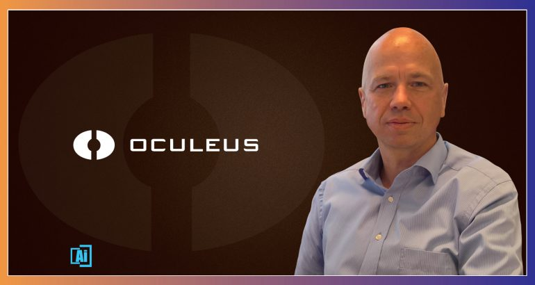 Aithority Interview With Arnd Baranowski, CEO, Oculeus