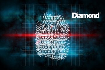 Biometric Secured Drawer from Diamond Cabinets Keeps Items Safe with Advanced Fingerprint Technology