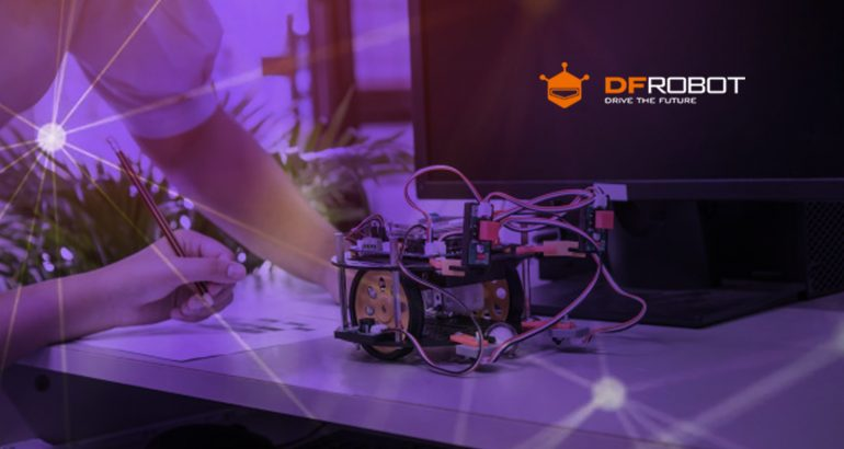 DFRobot Brings the Real World into the Classroom at ISTE