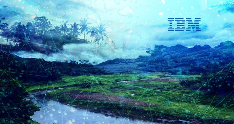 IBM and the Weather Channel Launch Forecast: Change Initiative to Help Combat Freshwater Scarcity