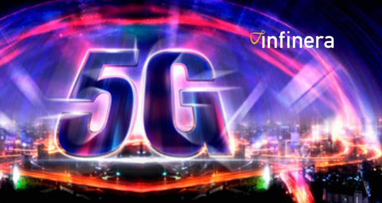 Infinera and SIAE MICROELETTRONICA Demonstrate SDN-enabled Multi-domain Service Orchestration for 5G Networks