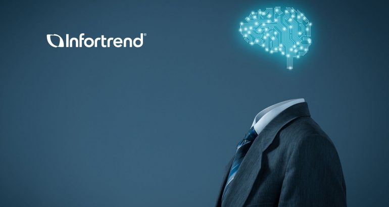 Infortrend Showcased Cloud and AI-Enabled Storage in Computex 2019
