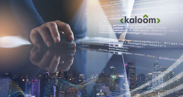 Kaloom Delivers Industry's First AI Driven Real Time In-Band Network Telemetry and Analytics Solution
