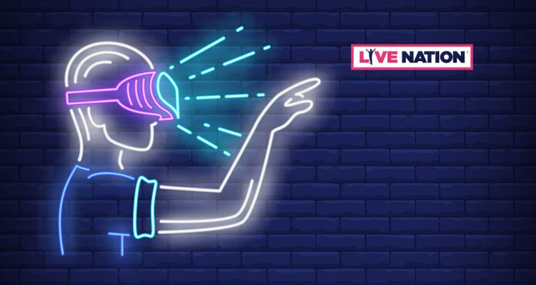 Live Nation Unveils Augmented Reality Products Elevating The Fan Experience