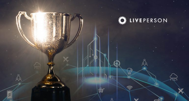 LivePerson Wins 2019 Artificial Intelligence Breakthrough Award