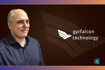 AiThority Interview Series with Marc Naddell, VP of Marketing at Gyrfalcon Technology