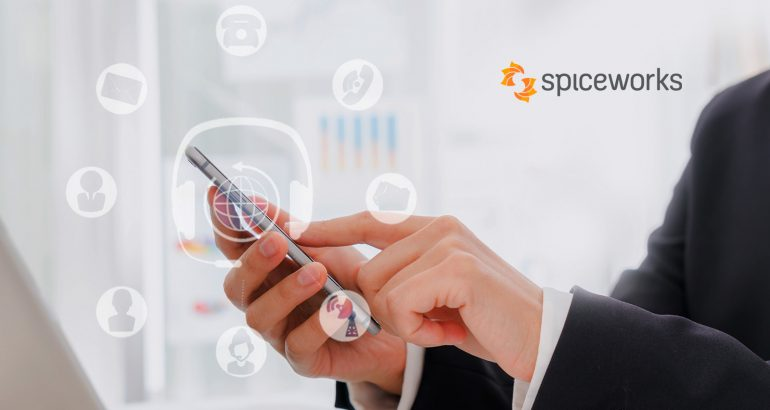 Spiceworks Data Indicates Business Workloads and Applications Running in Public Clouds Will Nearly Double by 2021