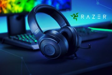 The Razer Kraken X Offers Ultra-Light Comfort for All-Day Gaming