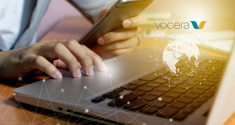 Vocera Announces New Platform Enhancements to Improve Patient, Staff Experience