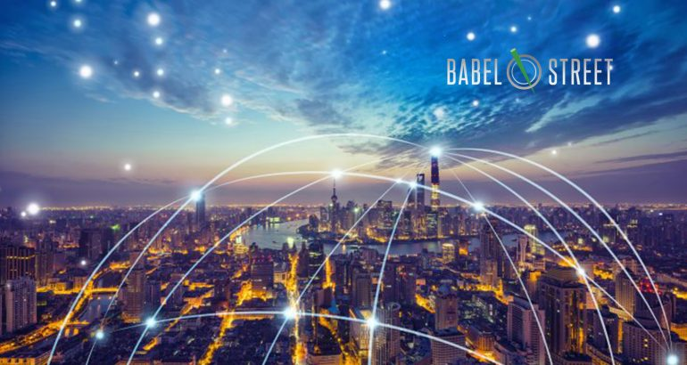 Following a Powerful 18 Months, Babel Street Renews Contract with Intel 471
