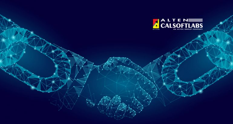 ALTEN Calsoft in Partnership with Clinlogix Launches Blockchain for Clinical Trials