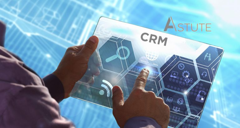Astute Introduces New and Improved Consumer Engagement CRM Software, Astute Agent