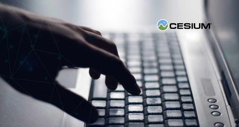 Cesium Launches with $5 Million Investment to Make Real World 3d Data More Usable