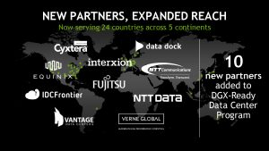 NVIDIA DGX-Ready Program Goes Global, Doubles Colocation Partners