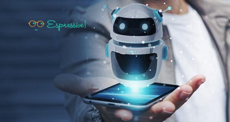 Espressive Barista Is the First AI-Based Employee Self-Service Solution to Automate Processes While Maintaining Compliance