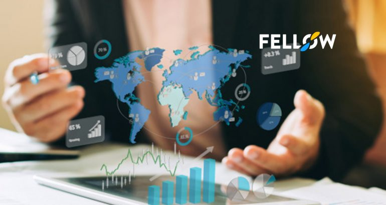 Fellow.App, the Startup Building the World's First Software for Managers, Announces $6.5 Million in Seed Funding and Shopify as First Customer