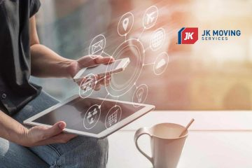 JK Moving Modernizes Moving by Launching Mobile App and Virtual AI Estimating Options to Make Move Experience Easier