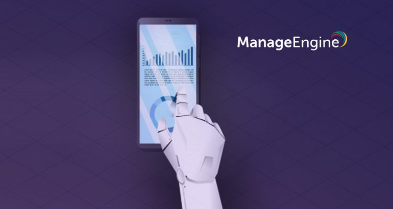 ManageEngine Fortifies It Analytics Solution with AI Assistant