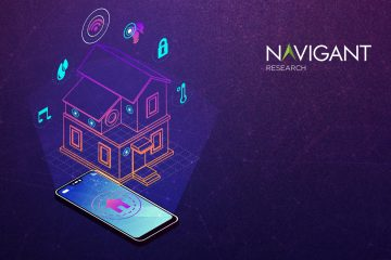 Navigant Research Names Amazon and Google the Leading Smart Home Solution Providers