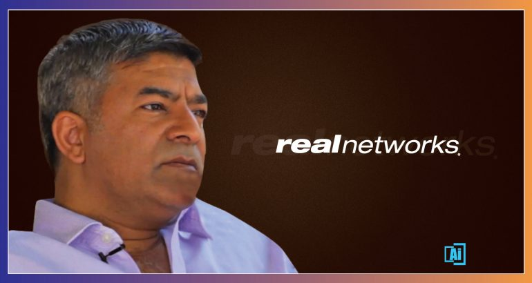 AiThority Interview with Reza Rassool, CTO at RealNetworks