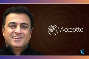 AiThority Interview with Shahrokh Shahidzadeh, CEO at Acceptto Corporation