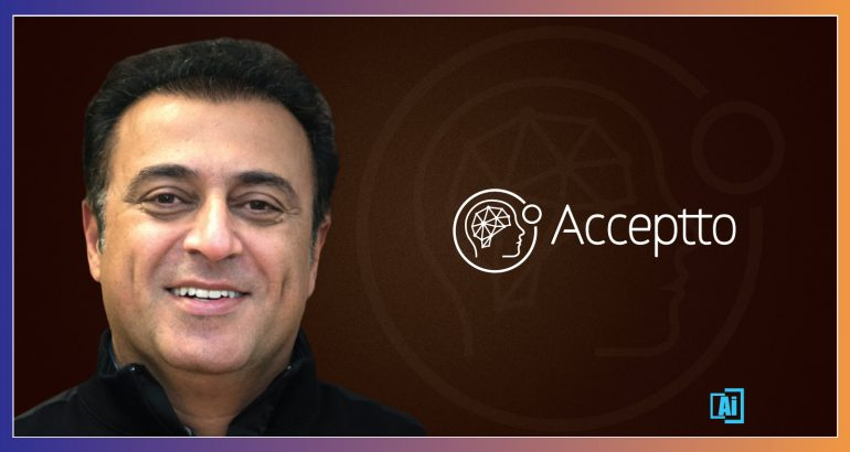 AiThority Interview with Shahrokh Shahidzadeh , CEO at Acceptto Corporation