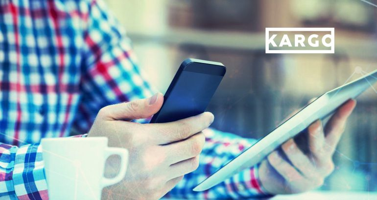 Latest Research from Kargo Reveals Mobile Web Tops Mobile Usage, Eclipsing Facebook by 3%