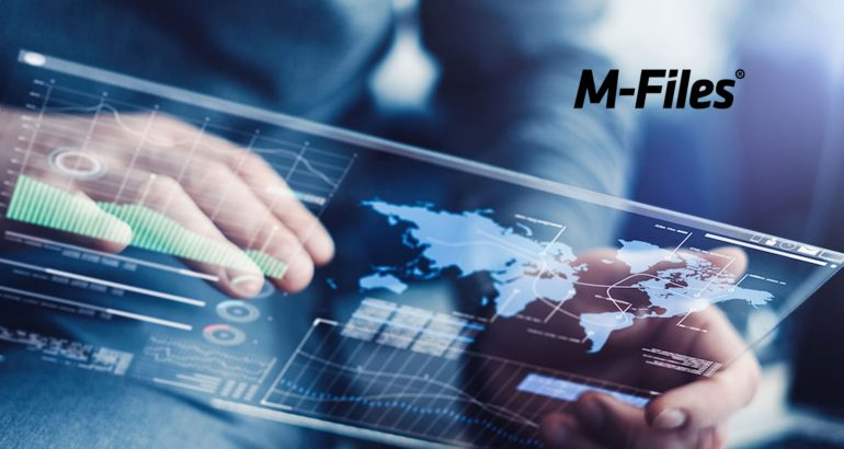 M-Files Showcases AI-Powered Information Management for Office 365 at Microsoft Inspire 2019