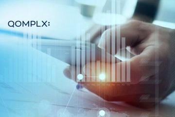 QOMPLX Secures $78.6 Million Series a Financing  Led by Cannae Holdings and Motive Partners