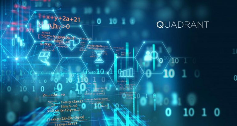Out-Of-Home Advertising Solution Provider Quorum Leverages Quadrant's Filtered, Authenticated Location Data to Reach Consumer in Motion with Accuracy and Scalability