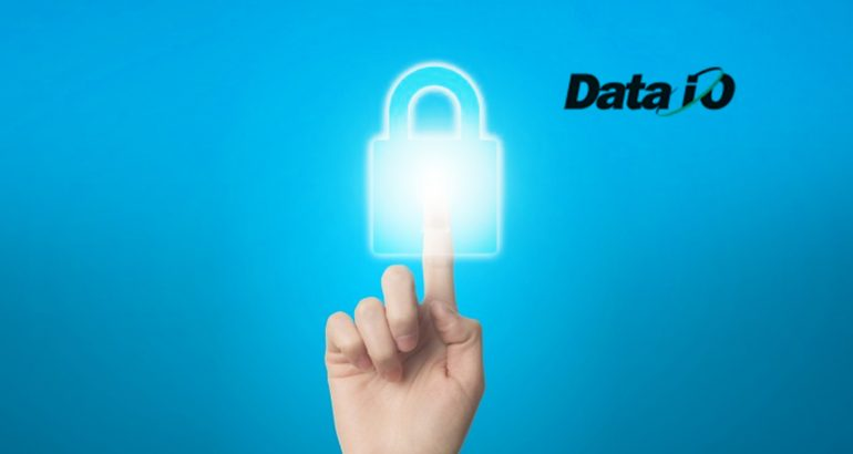 Data I/O Announces Availability of Sentrix Secure Provisioning Support for NXP EdgeLock SE050 Secure Element